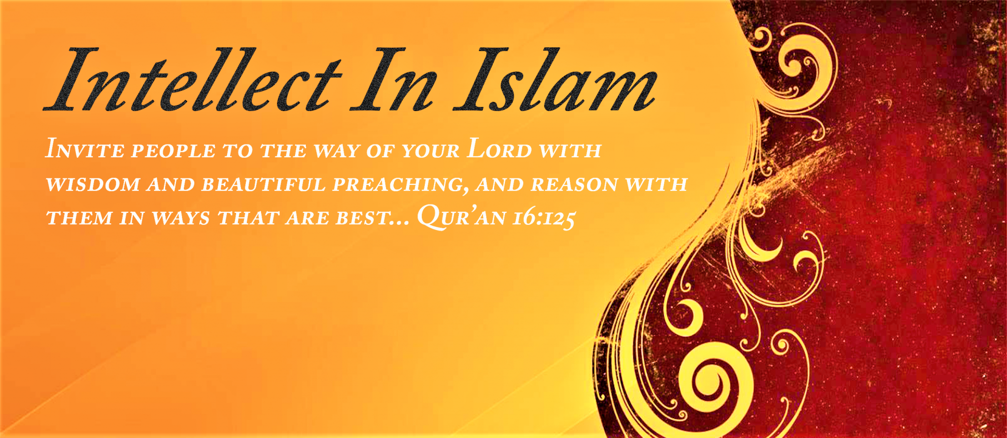 Intellect In Islam